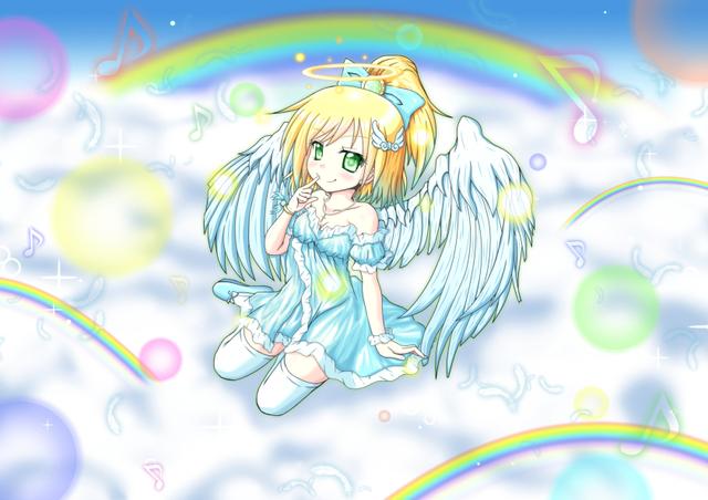 天使の休日(令和初投稿)
